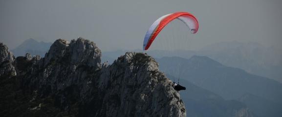 Paragliding-Chiemgau: Aschau (Kampenwand)