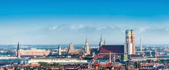 Paragliding München