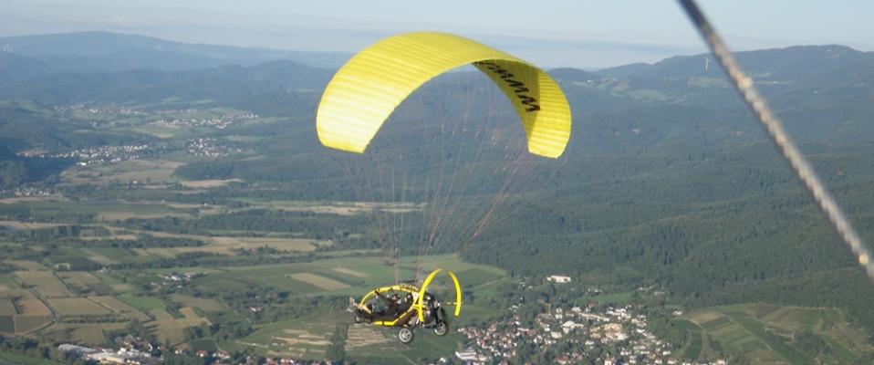 Ultraleichtflugzeuge & Gyrocopter