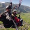Gleitschirmfliegen in Zell am See / Kaprun