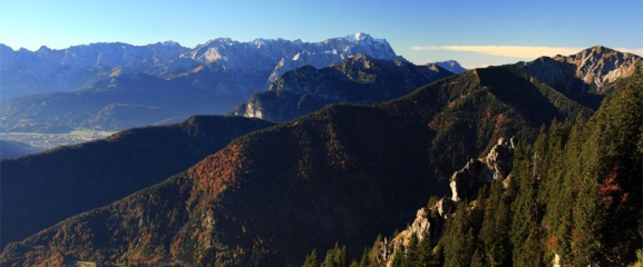 Paragliding Oberammergau (Laber)