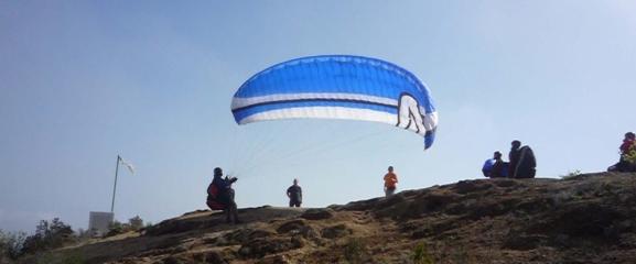 Paragliding / Gleitschirmfliegen