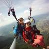 Paragliding-Tandemflug