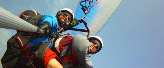Paragliding-Kärnten