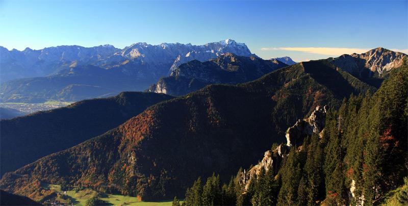 Paragliding in Oberammergau