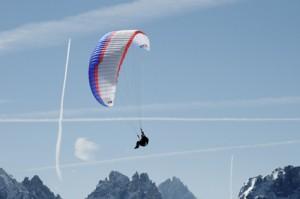 Paragliding im Zillertal / Tirol