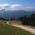 Paragliding am Wallberg