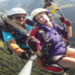 Paragliding makes you happy!