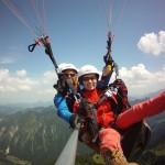 Gleitschirmfliegen in Bayern